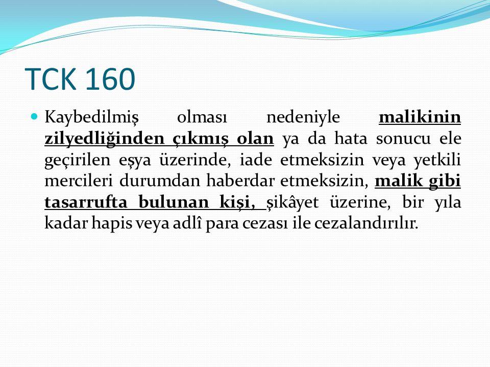 TCK 160