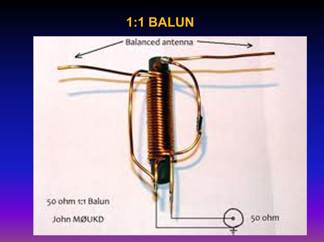 1:1 BALUN 31