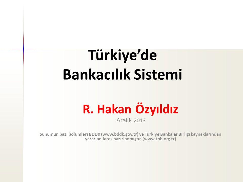 Türkiye'de Bankacılık Sistemi
