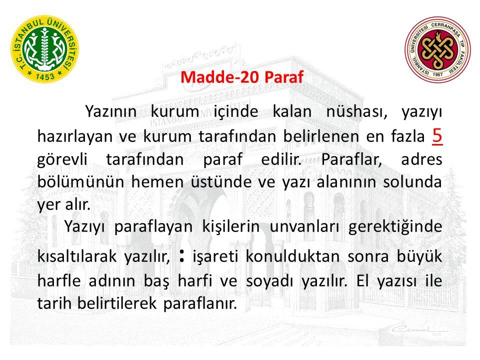 Madde-20 Paraf