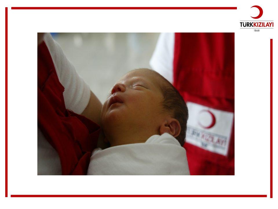 Maddi imkansızlık içinde bulunan ailelerin yeni doğmuş küçücük bebeklerinin temel ihtiyaçlarını karşılamaya yönelik yardım veriliyor.