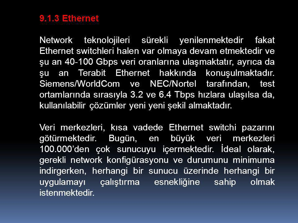 9.1.3 Ethernet