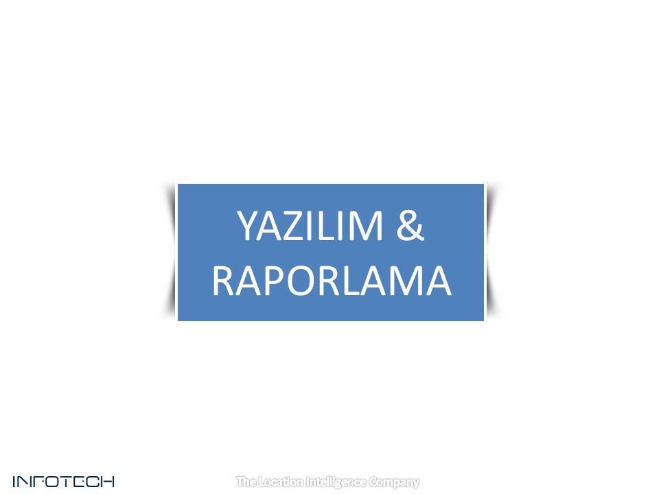 YAZILIM & RAPORLAMA