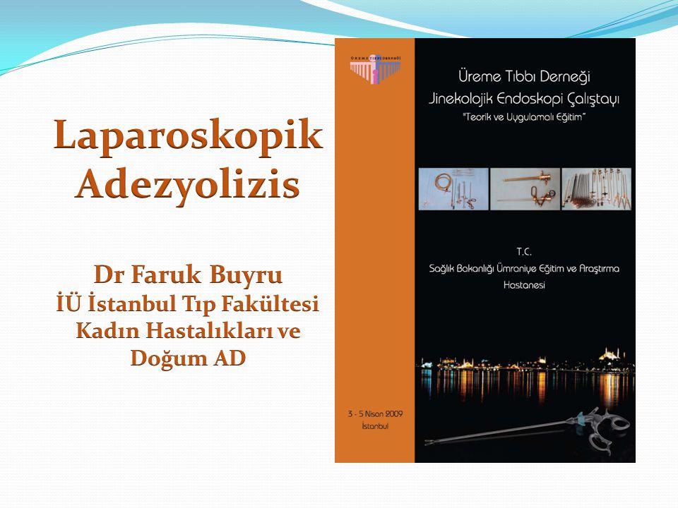 İÜ İstanbul Tıp Fakültesi Kadın Hastalıkları ve Doğum AD