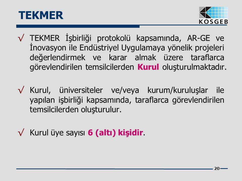 TEKMER