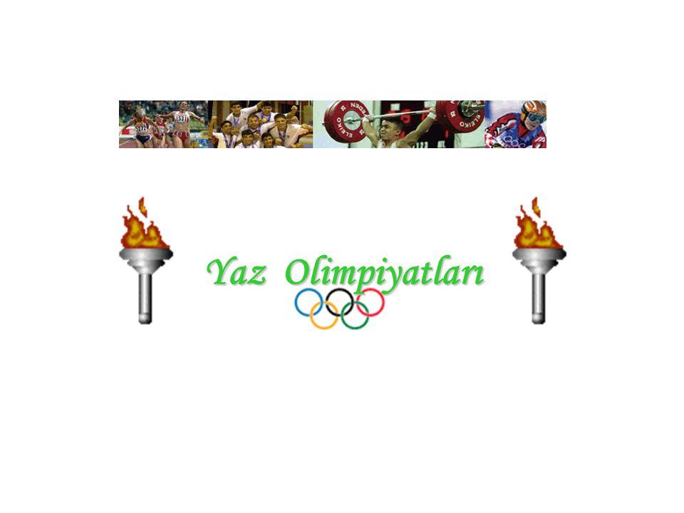 Yaz Olimpiyatları