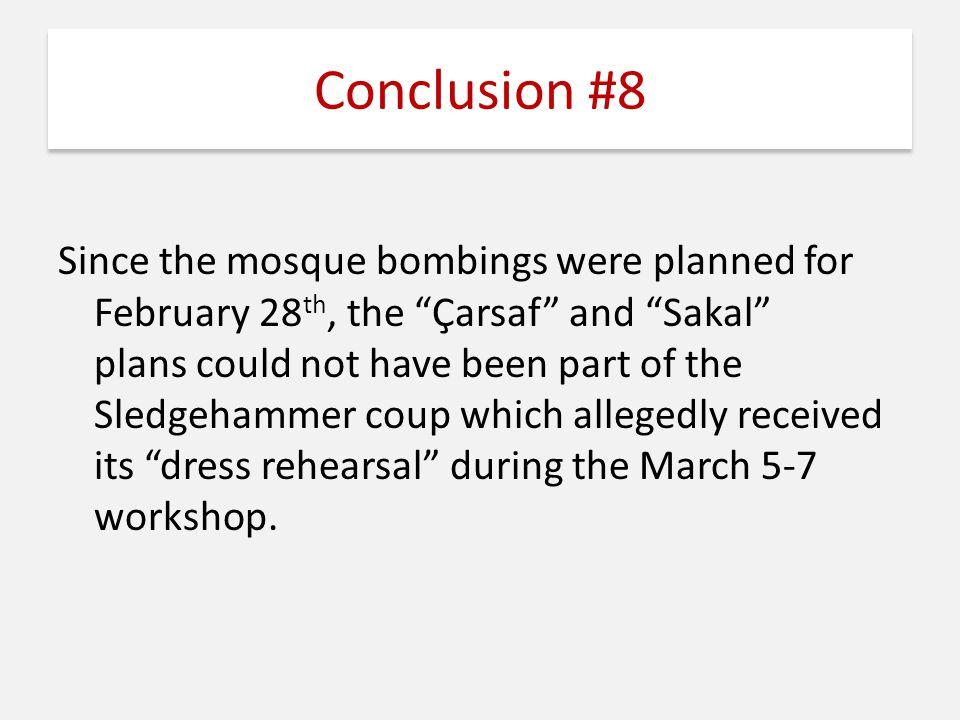 Conclusion #8