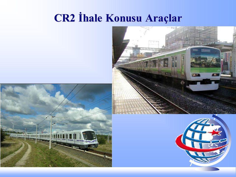 CR2 İhale Konusu Araçlar