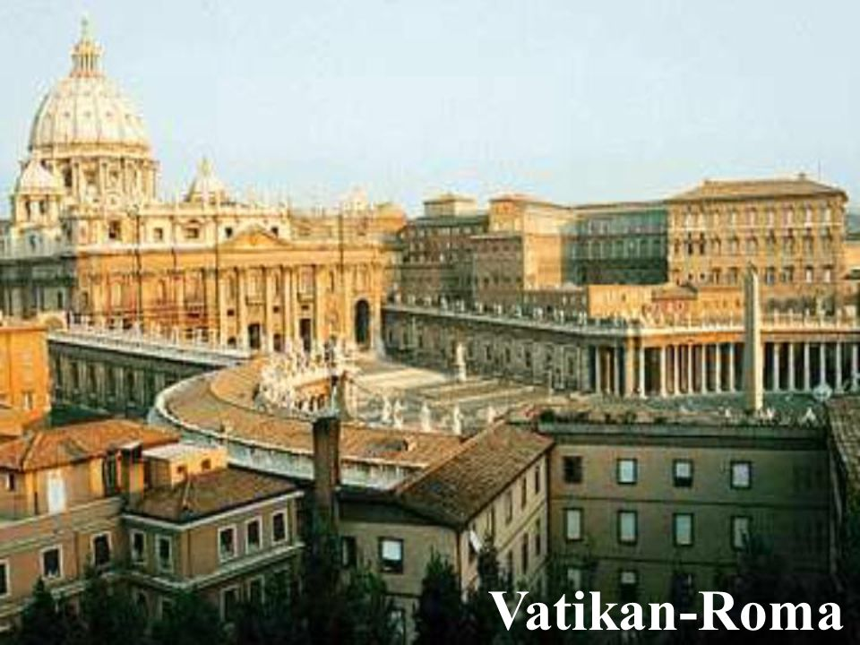 Vatikan-Roma