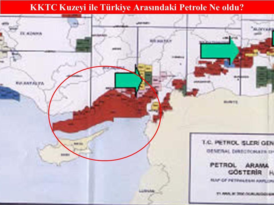 KKTC Kuzeyi ile Türkiye Arasındaki Petrole Ne oldu