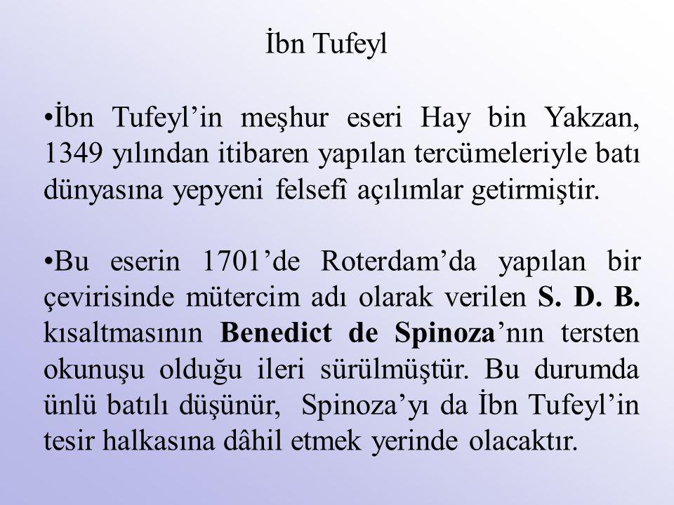 İbn Tufeyl