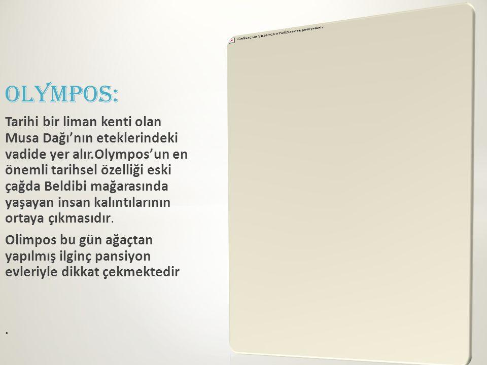 OLYMPOS: