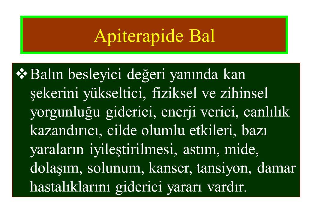 Apiterapide Bal