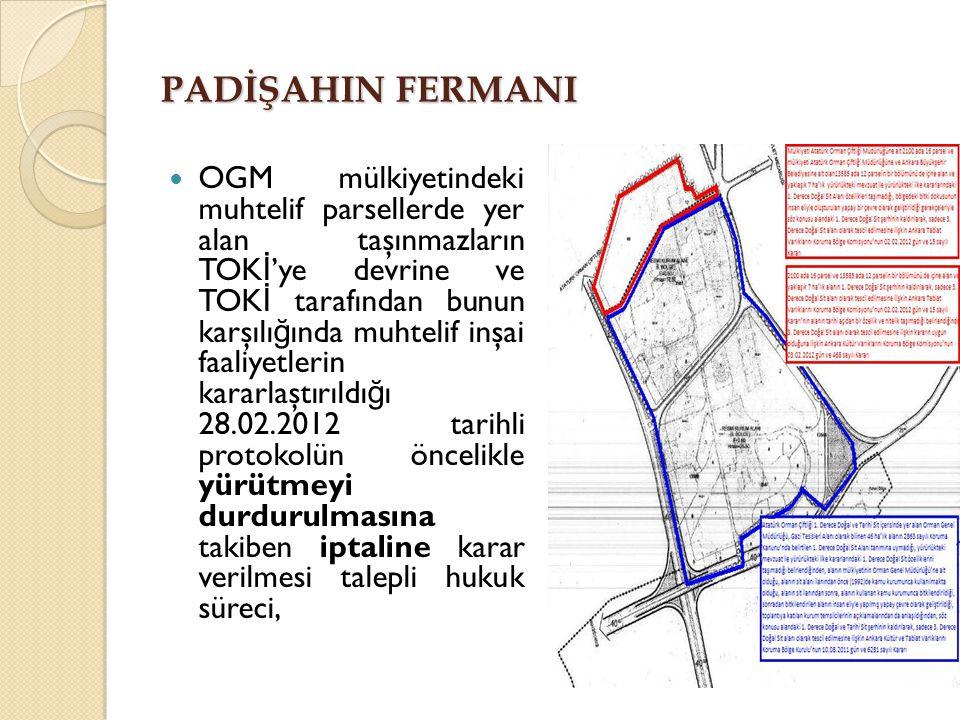 PADİŞAHIN FERMANI