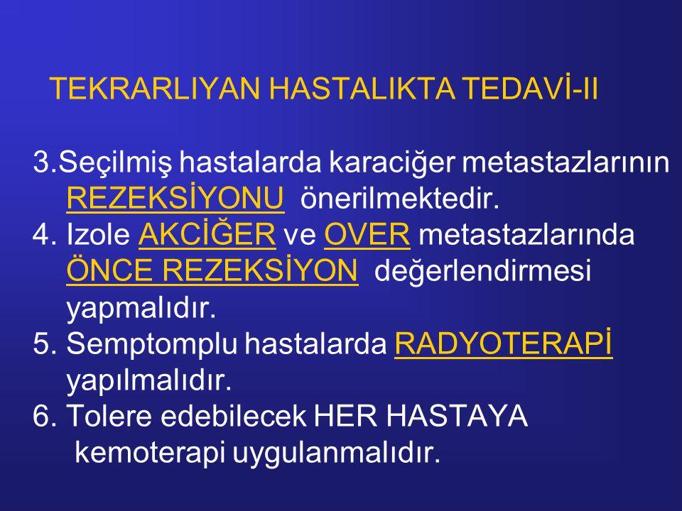 TEKRARLIYAN HASTALIKTA TEDAVİ-II 3