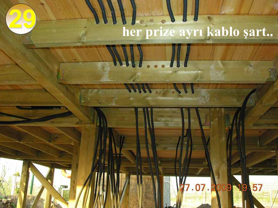 29 her prize ayrı kablo şart..