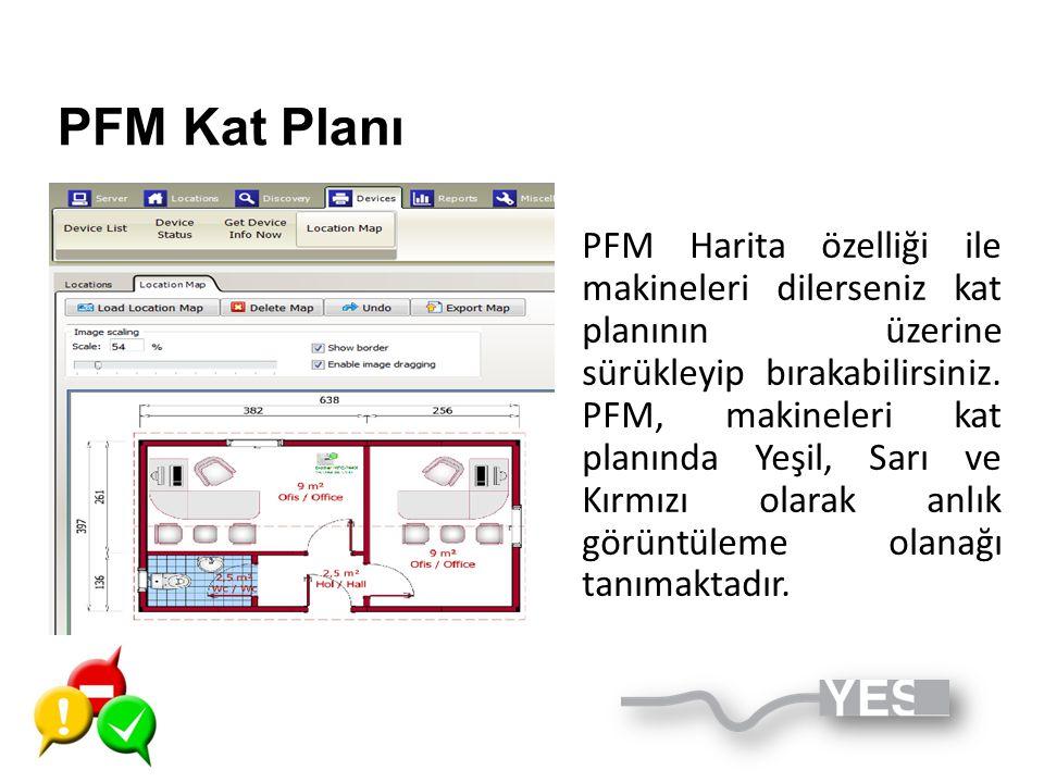 PFM Kat Planı