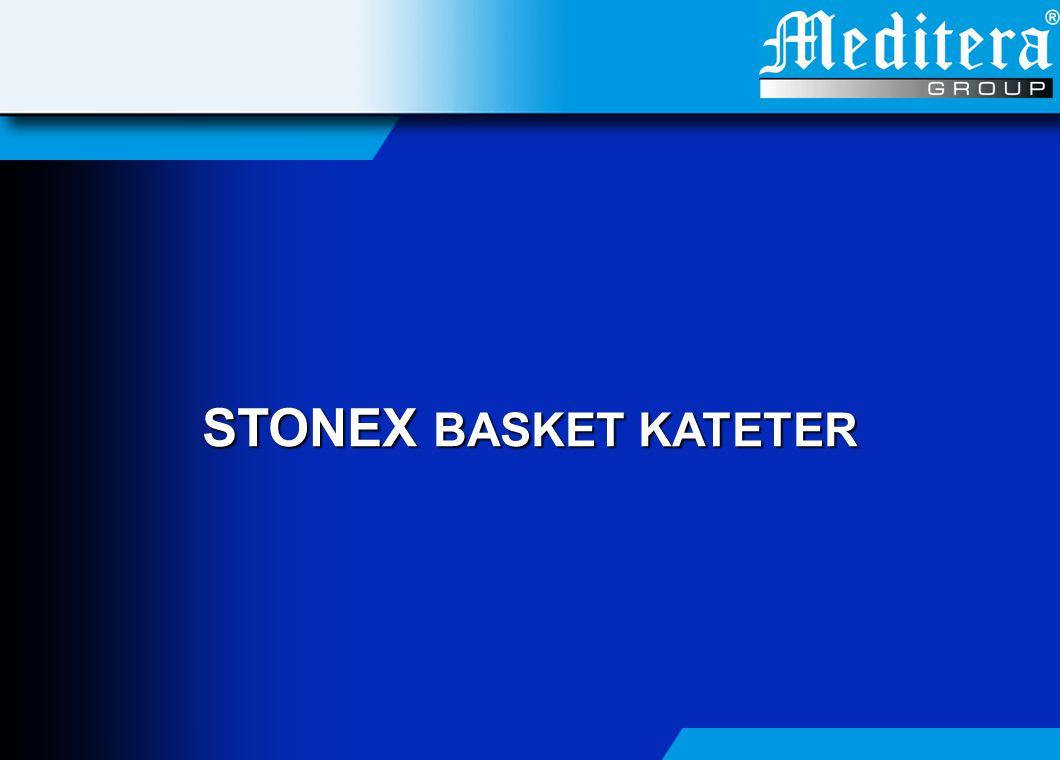 STONEX BASKET KATETER