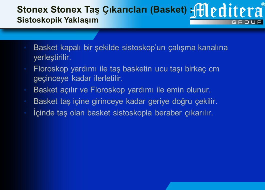 Stonex Stonex Taş Çıkarıcları (Basket) :