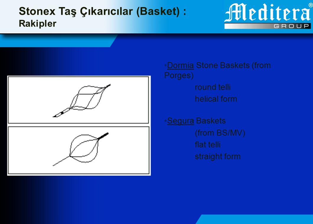 Stonex Taş Çıkarıcılar (Basket) :
