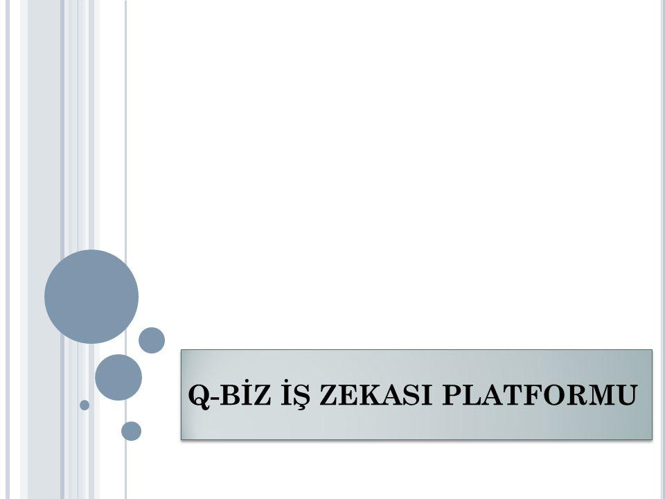 Q-BİZ İŞ ZEKASI PLATFORMU