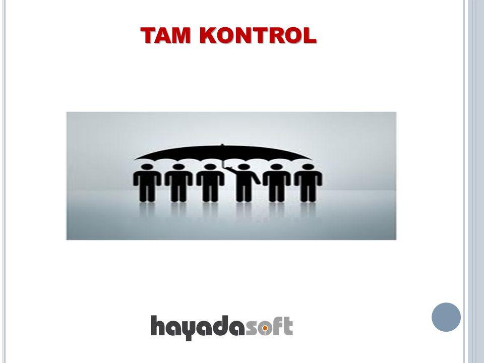 TAM KONTROL
