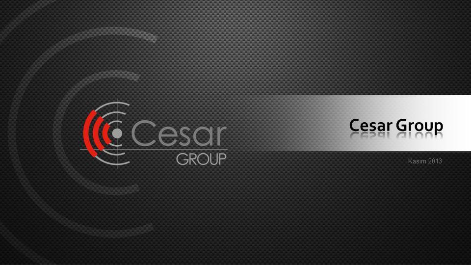 Cesar Group Kasım 2013