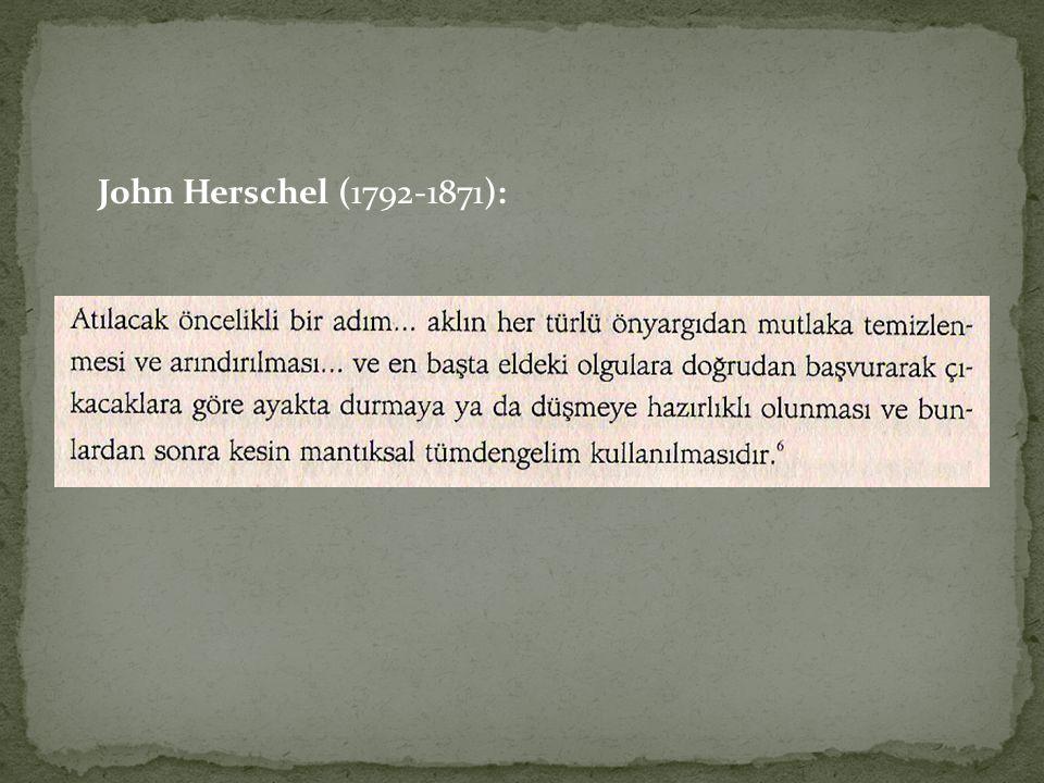 John Herschel (1792-1871):