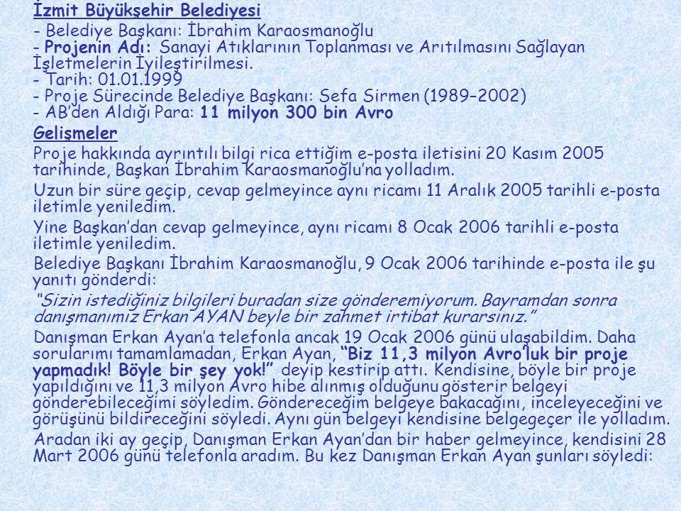 İzmit Büyükşehir Belediyesi