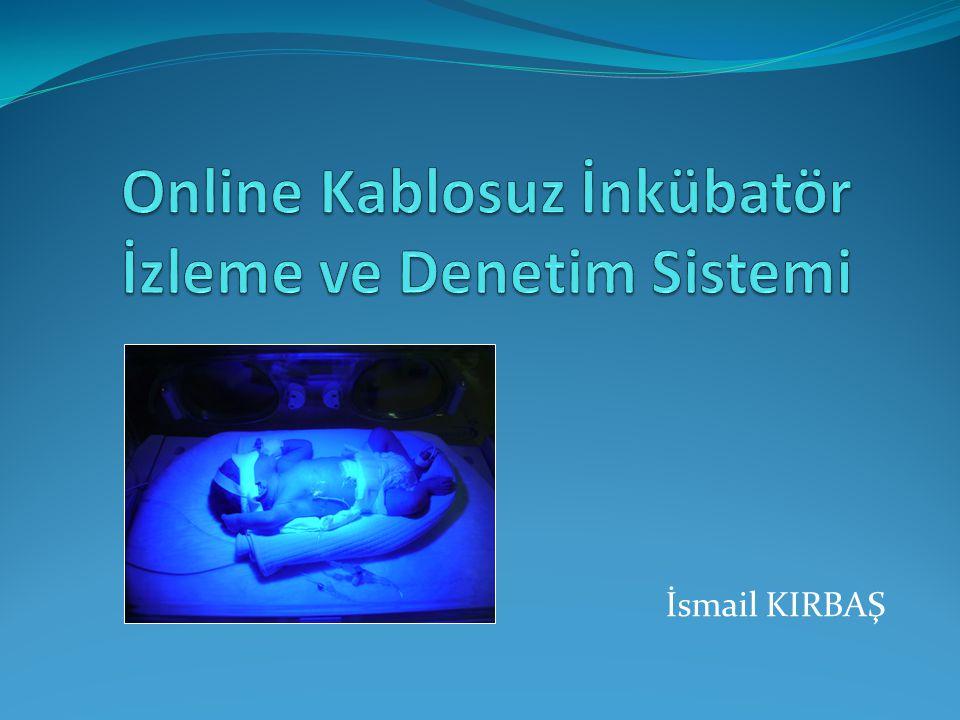 Online Kablosuz İnkübatör İzleme ve Denetim Sistemi