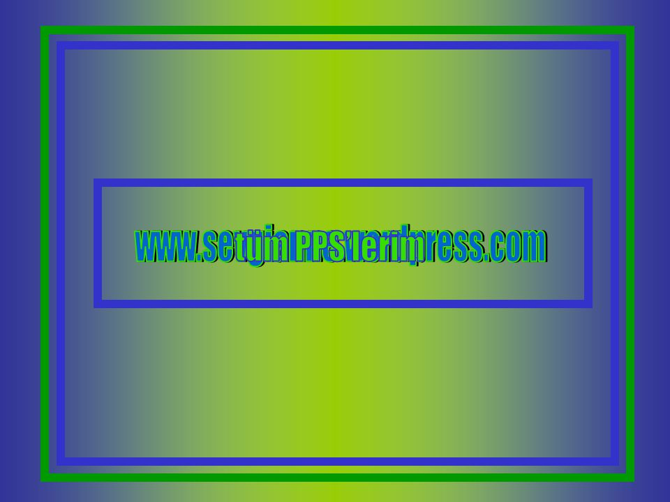 www.sevgianne.wordpress.com tüm PPS'lerim
