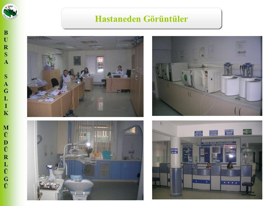 Hastaneden Görüntüler