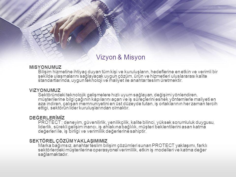 Vizyon & Misyon