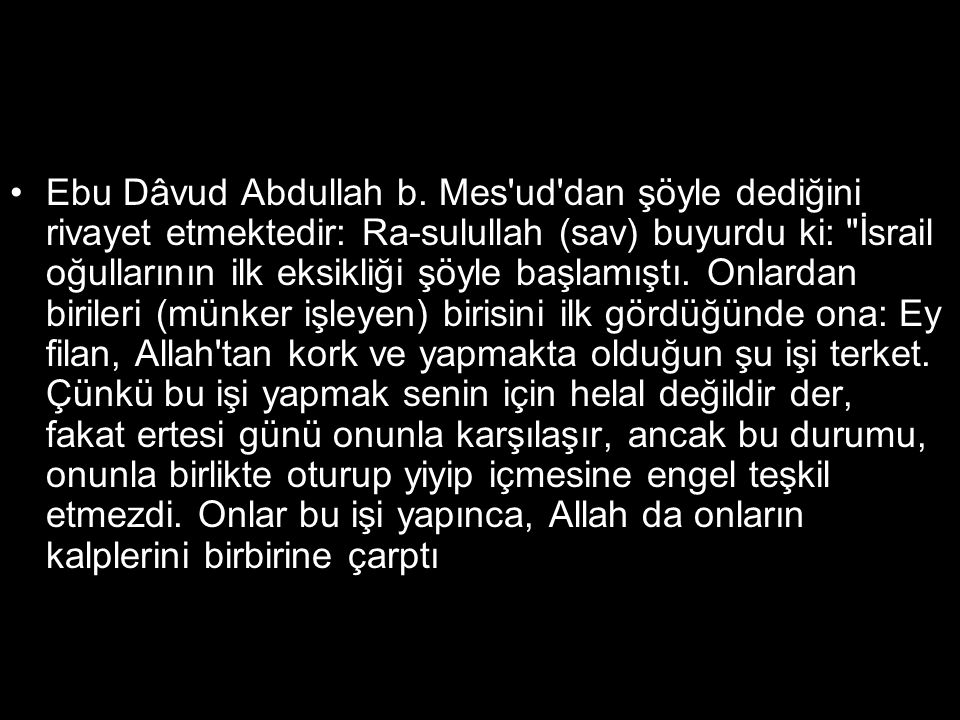 Ebu Dâvud Abdullah b.