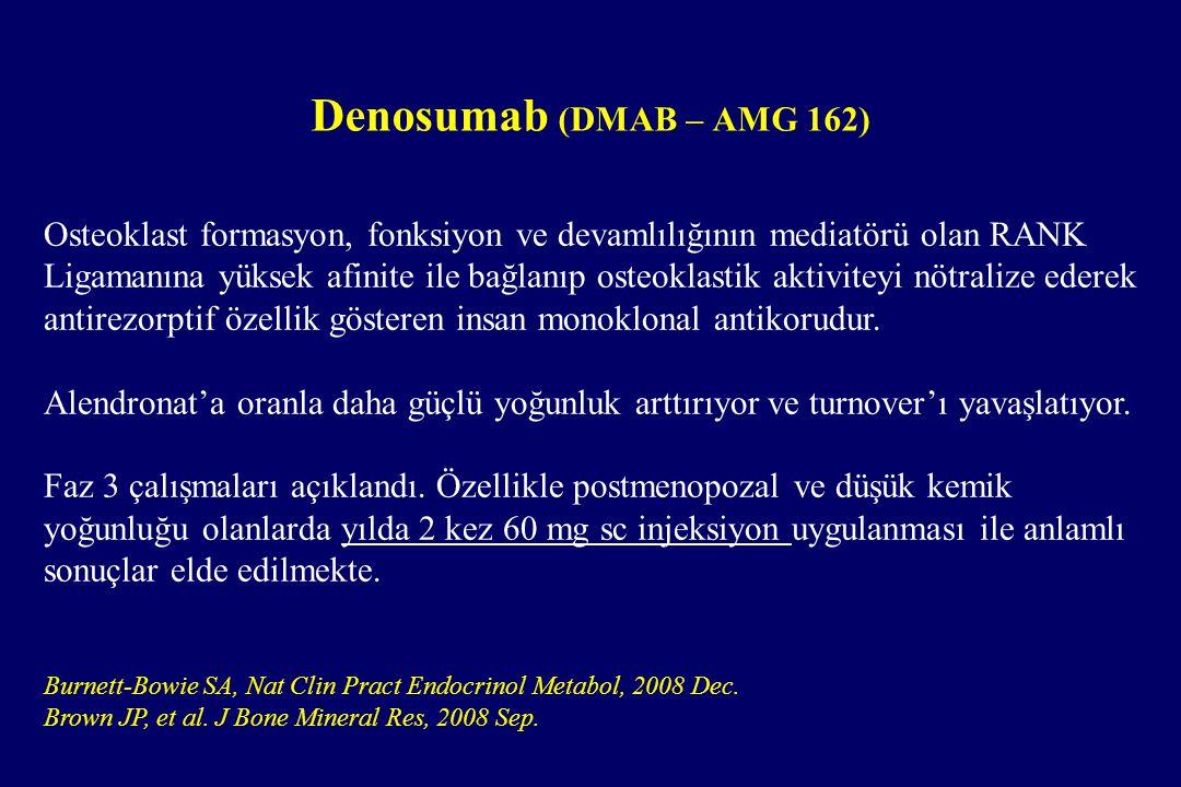Denosumab (DMAB – AMG 162)