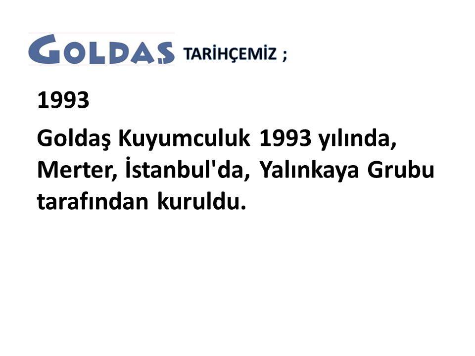 TARİHÇEMİZ ; 1993.