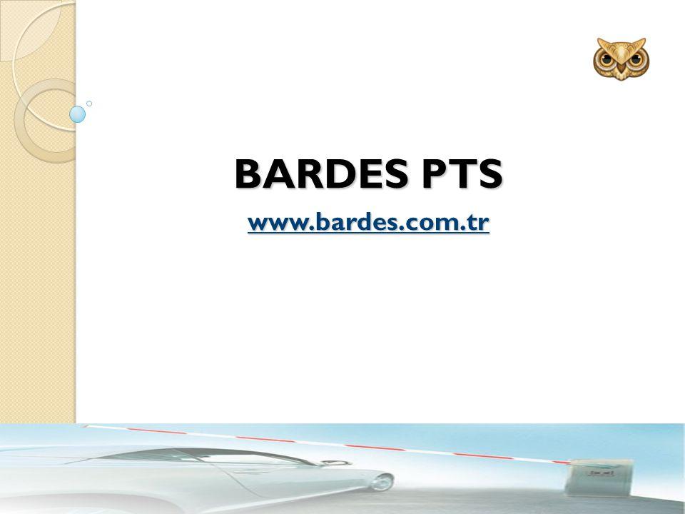 BARDES PTS www.bardes.com.tr
