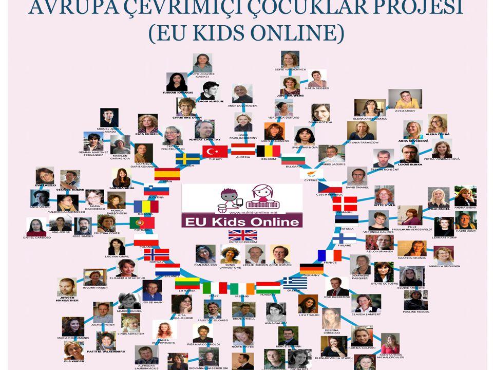 AVRUPA ÇEVRİMİÇİ ÇOCUKLAR PROJESİ (EU KIDS ONLINE)