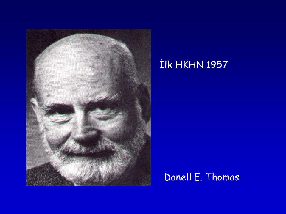 İlk HKHN 1957 Donell E. Thomas