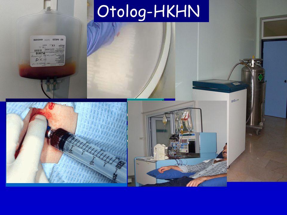 Otolog-HKHN İlk Tedavi Lenfoma Nüks için kurtarma tedavisi Yanıt Nüks