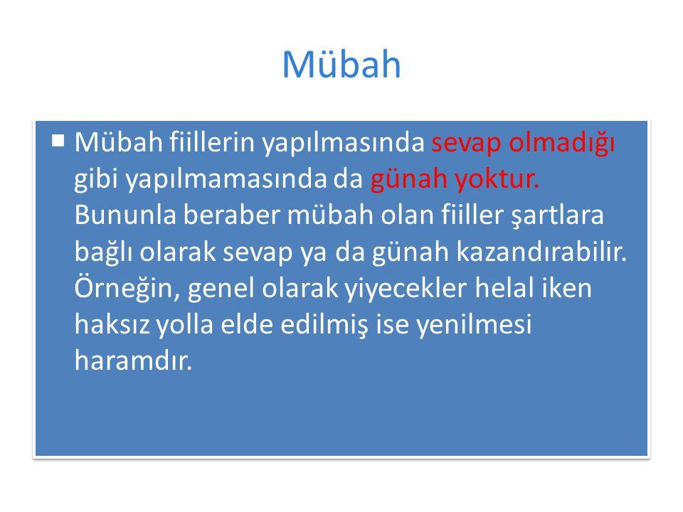 Mübah