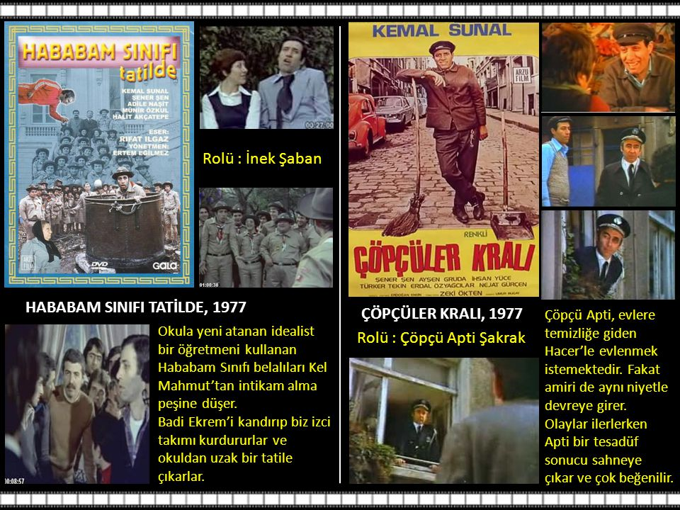 HABABAM SINIFI TATİLDE, 1977