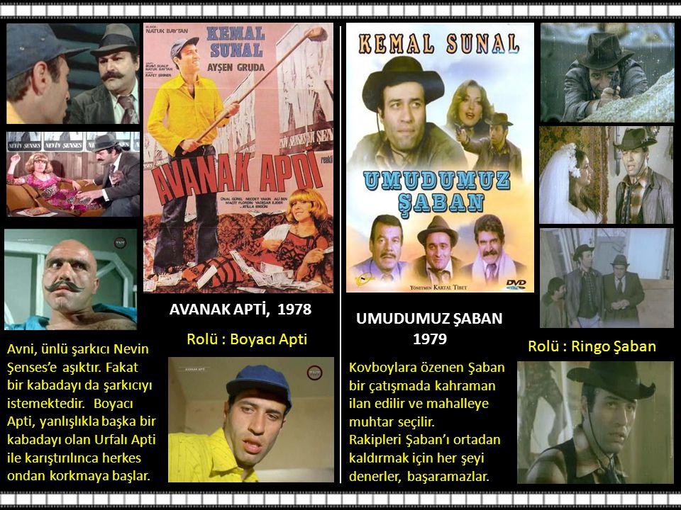 AVANAK APTİ, 1978 UMUDUMUZ ŞABAN 1979