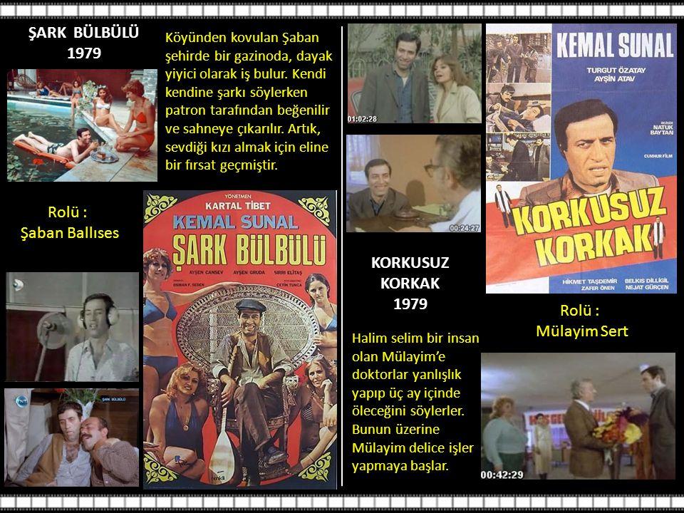 ŞARK BÜLBÜLÜ 1979 KORKUSUZ KORKAK 1979