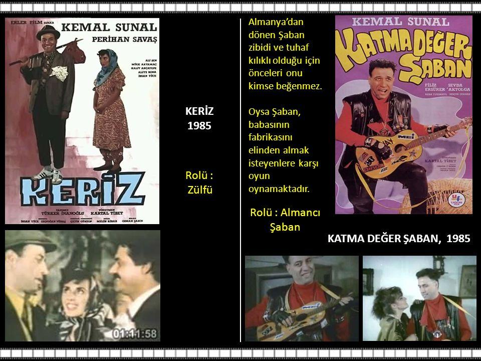 KERİZ 1985 KATMA DEĞER ŞABAN, 1985