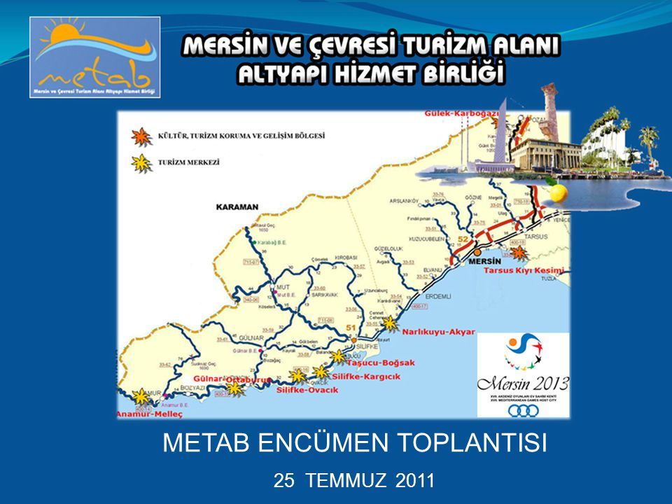 METAB ENCÜMEN TOPLANTISI