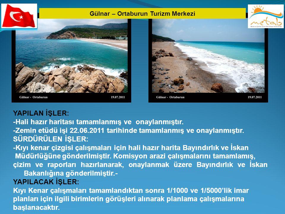 Gülnar – Ortaburun Turizm Merkezi