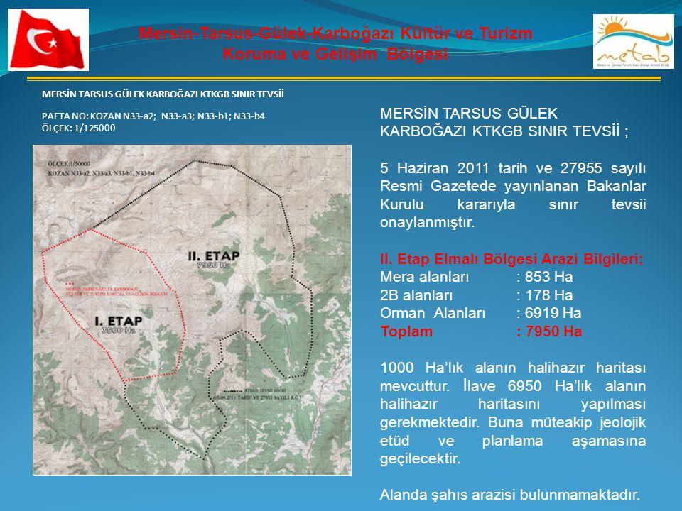 Mersin-Tarsus-Gülek-Karboğazı Kültür ve Turizm Koruma ve Gelişim Bölgesi