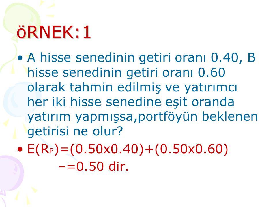 öRNEK:1