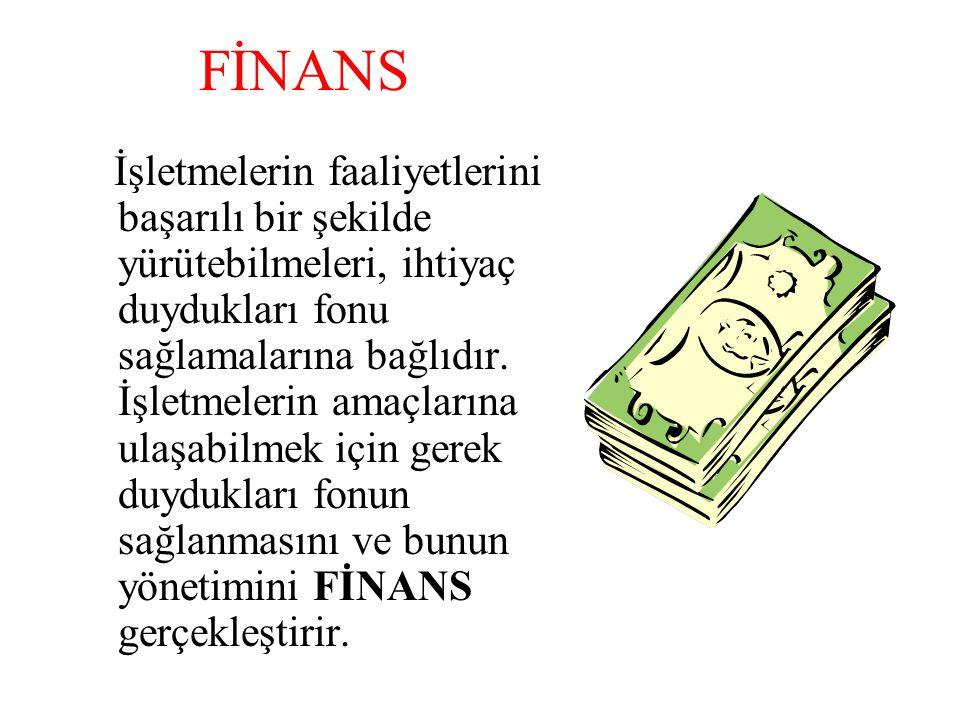 FİNANS